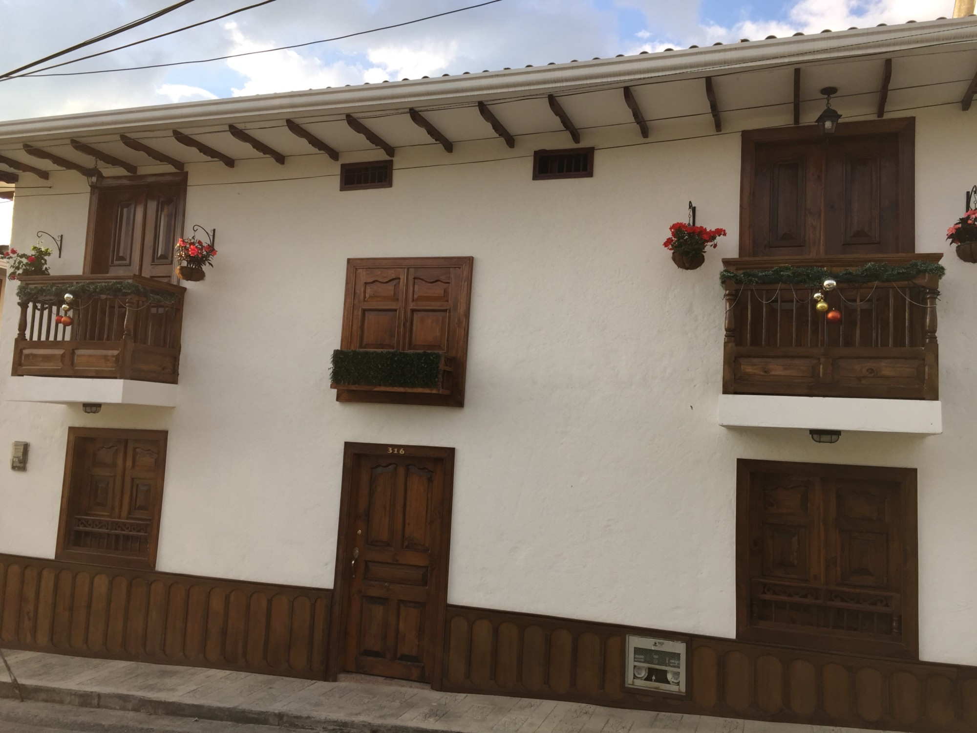 Typical Arquitecture — Salento, Quindío — Colombia